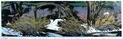 Des meules de branches - Bergeron, André