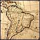 Western Hemisphere, Delisle-1724 - * Cartes / Map